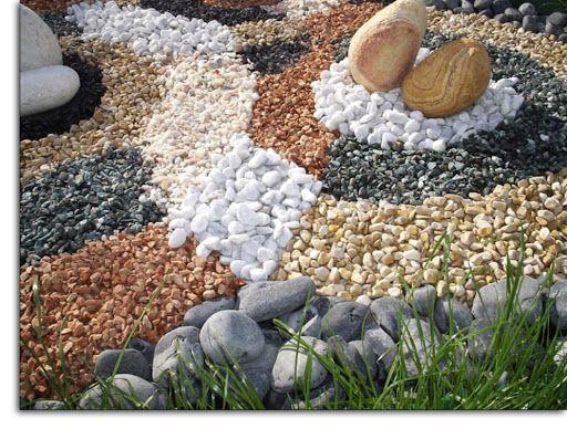 Крошка , Галька , Камень для ландшафта ,Голыш, Рокарий , Альпинарий