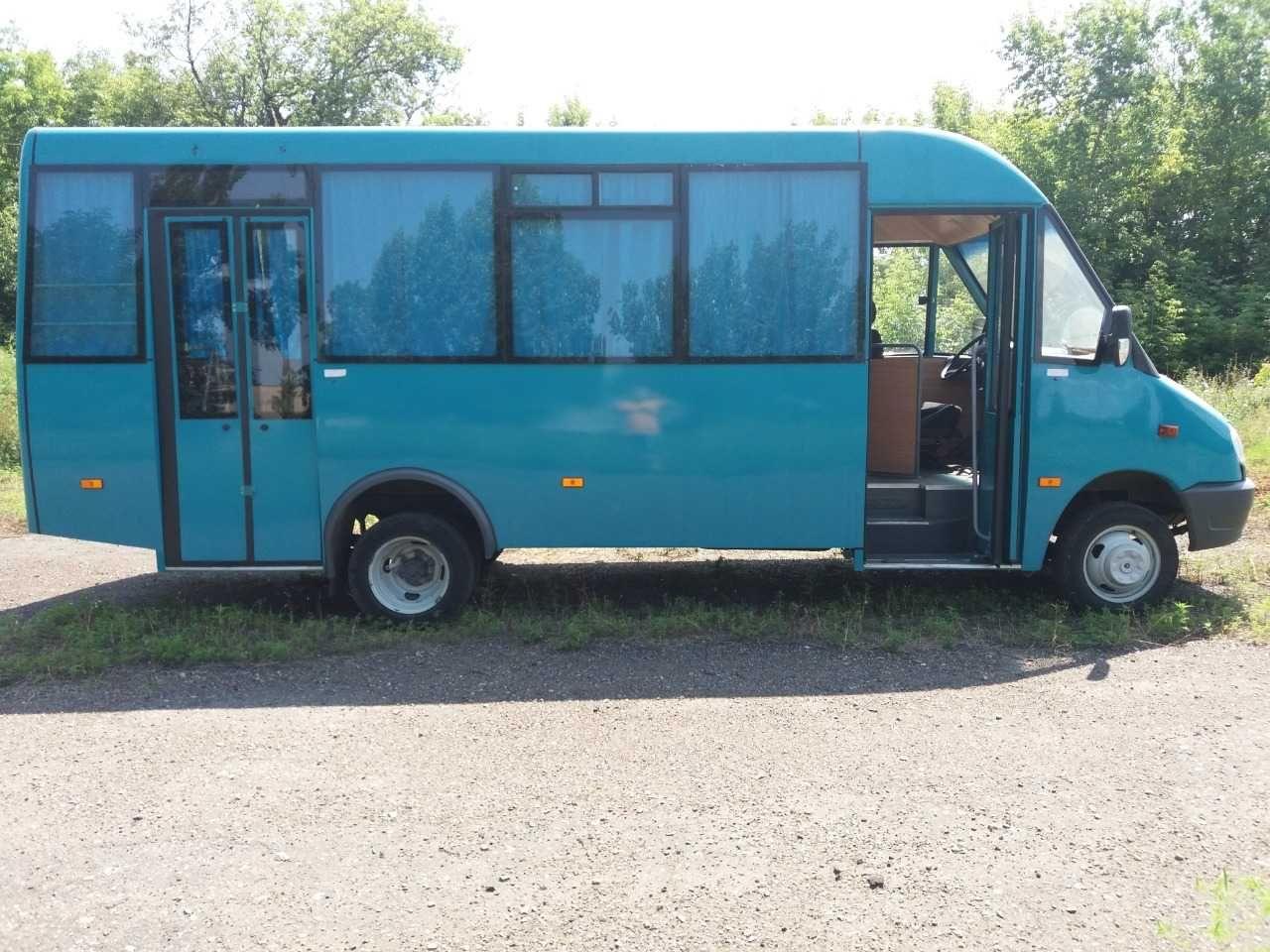 РУТА 25 - майже новий,  міський автобус!