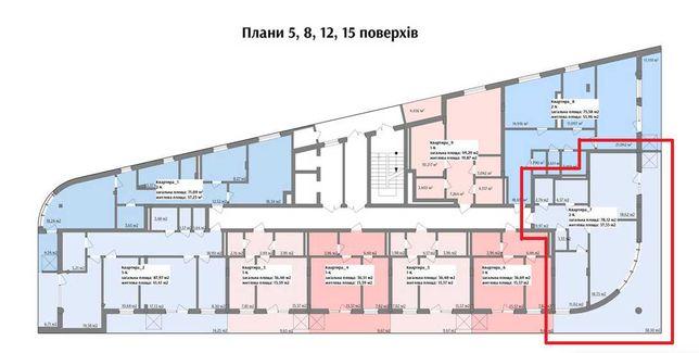 БЕЗ КОМІСІЇ !!! Продаж квартир на Варшавська 201