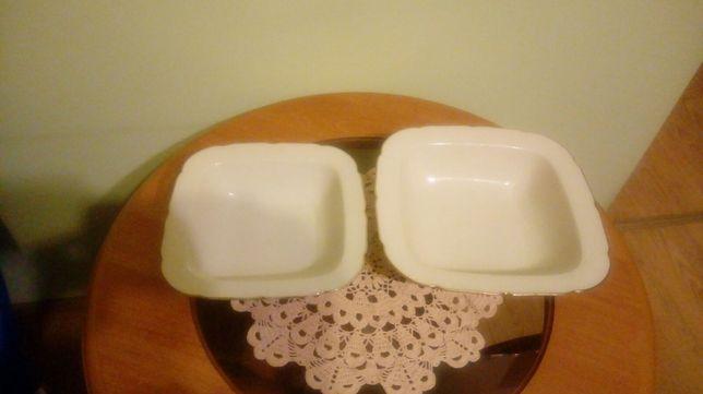 2 salaterki firmy Tielsch. Porcelana