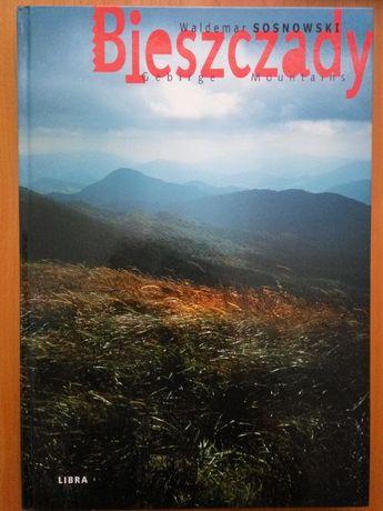 """Книга фотоальбом """"Bieszczady"""" про Бещадський національний парк Польщі"""