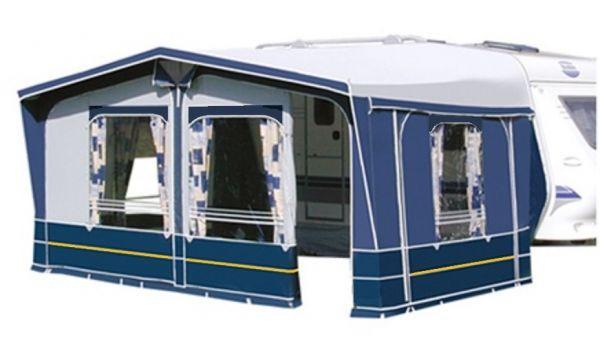 VRIJBUITER EMPEROR 250 4S Przedsionek Pełny NOWY namiot