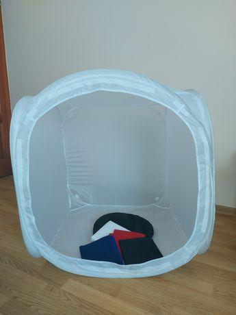 Namiot bezcieniowy 80cm x 80 cm