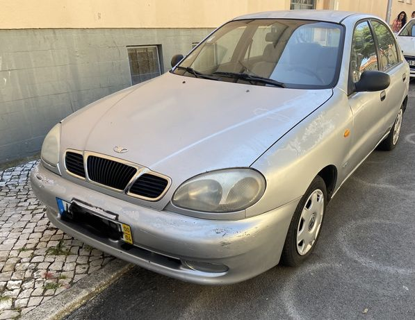 Vendo Daewoo Lanos 650€