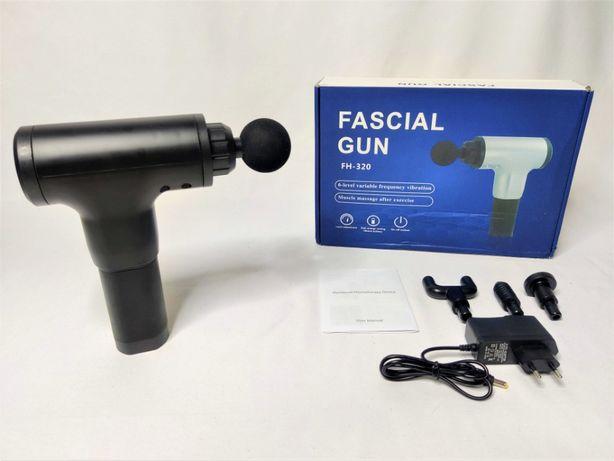 [NOVO] Máquina / Pistola de Massagem Muscular [4 Acessórios]