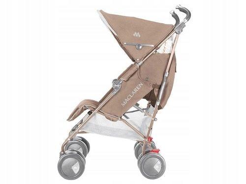 Wózek Spacerowka MACLAREN Techno XT parasolka