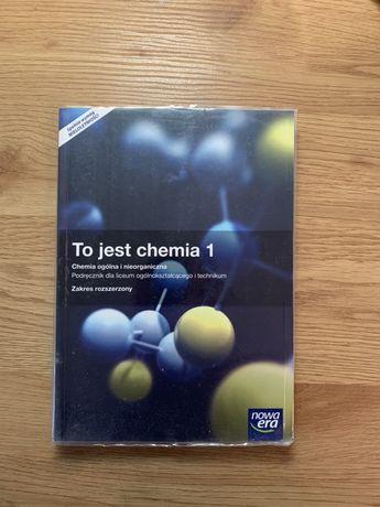To jest chemia 1 podręcznik poziom rozszerzony