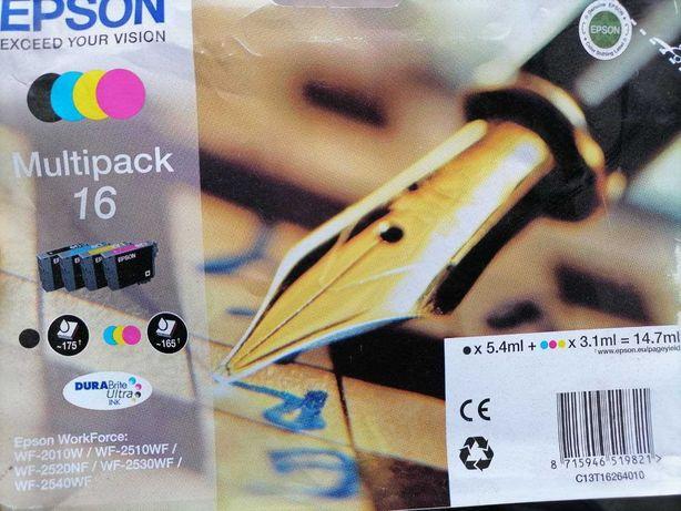 Картриджи EPSON Multipack 16 (4 штуки)