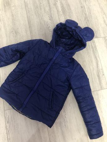 Куртка весенняя, размер 122-128