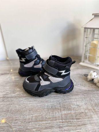 Ботинки для мальчика Черевики для хлопчика Зимове взуття