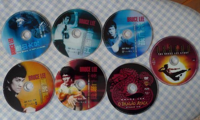 Bruce Lee 7 Filmes