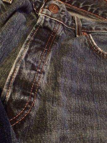 Spodnie jeans Levis 508 W33 L34