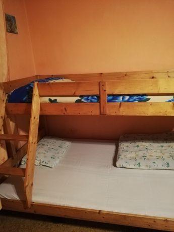 Łóżko pietrowe 3 osobowe