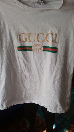 футболка GUССI