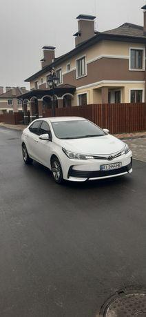 Toyota Corolla 2017г.
