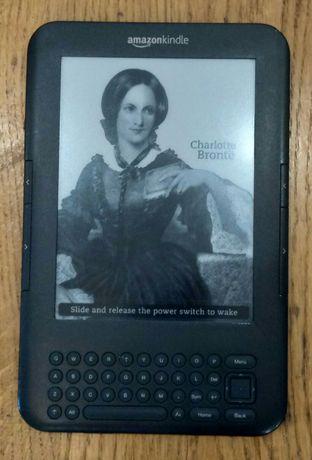 Электронная книга Amazon Kindle 3 Keyboard Wi-Fi+3G