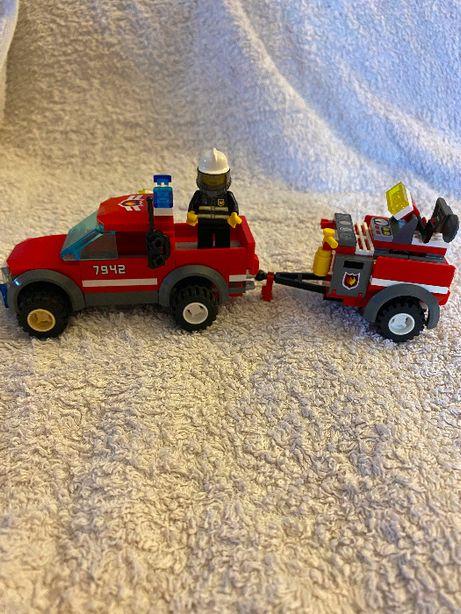 Klocki LEGO City 7942- Terenowa ekipa ratunkowa