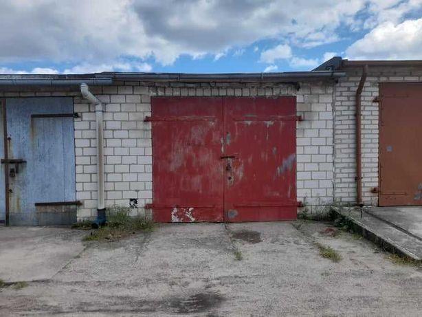 Garaż z kanałem - Poddębice przy ul. Krasickiego