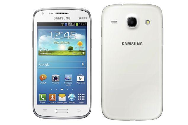 На запчастини Samsung GT - I8262