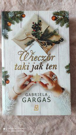 ",, Wieczór taki jak ten"" Gabriela Gargaś"