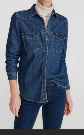 Koszula jeansowa, rozm. 40, reserved