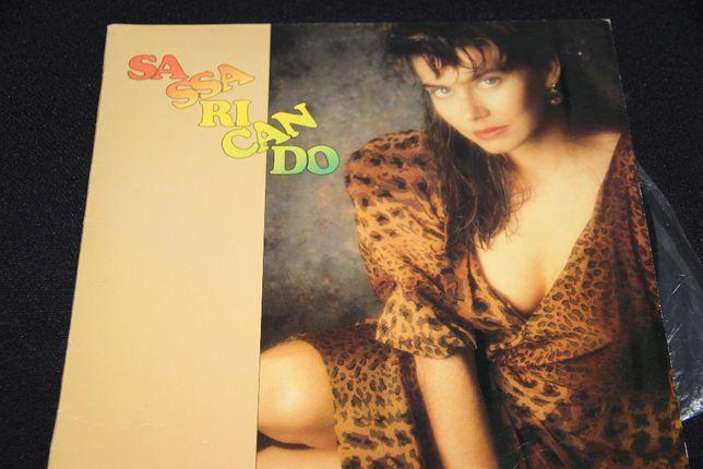 LP Sassaricando - CBS 1989