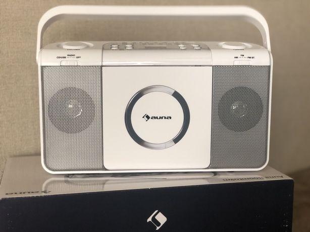 Auna стереосистема радио mp3