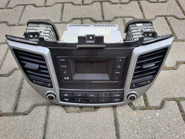 Hyundai Tucson III 15 16 17 Radio Odtwarzacz CD Oryginal