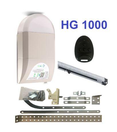 Napęd do bram garażowych CAME Home HG1000 KOMPLETNY ZESTAW6