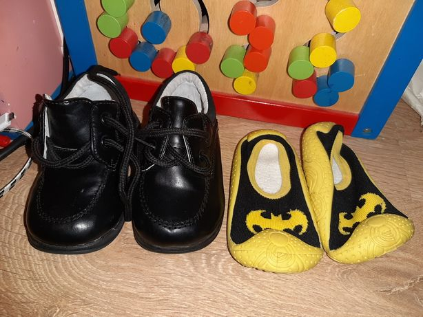 Buty i kapcie, 21 i 22