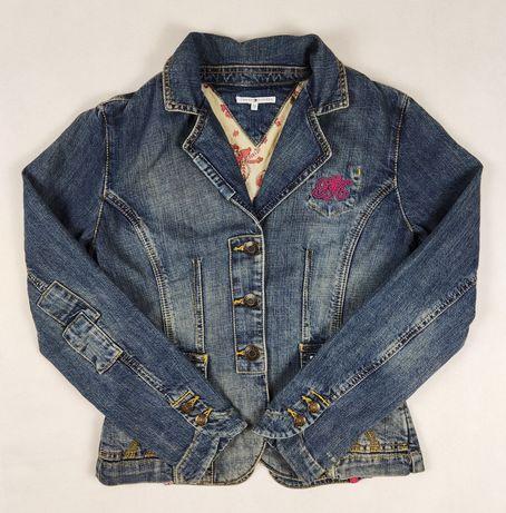 Tommy Hilfiger damska kurtka jeansowa rozmiar L