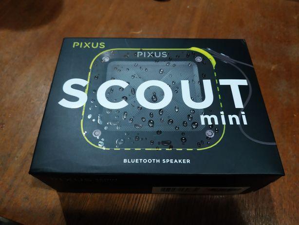 Акустична система/ портативная колонка Pixus Scout Mini, качество JBL