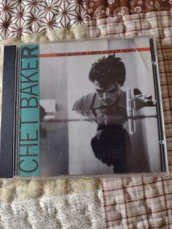 """Cd Chet Baker """"the best of Chet Baker sings"""""""