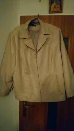 Płaszcz wiosenno-jesienny krótki roz. 52