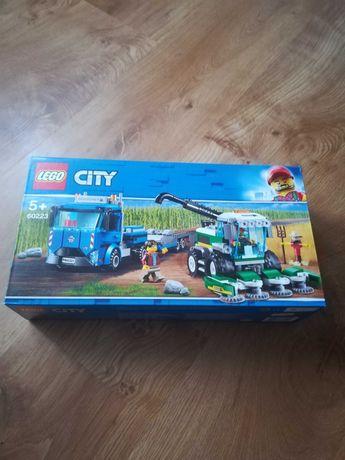 LEGO City Transporter Kombajnu 60223 - Nowy