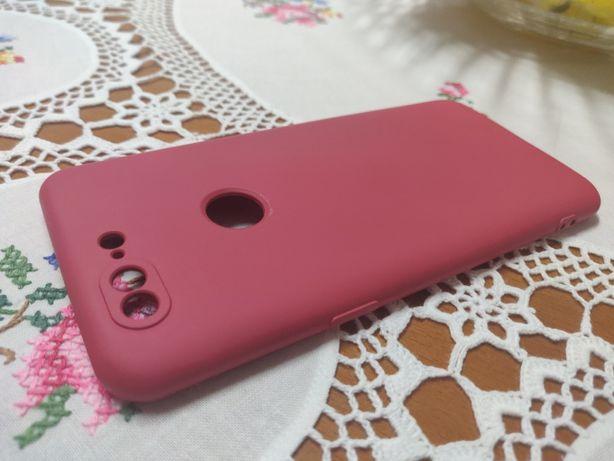 Capa silicone Oneplus 5T