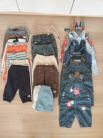 Ubranka dziecięce rozmiar od 62 do 68