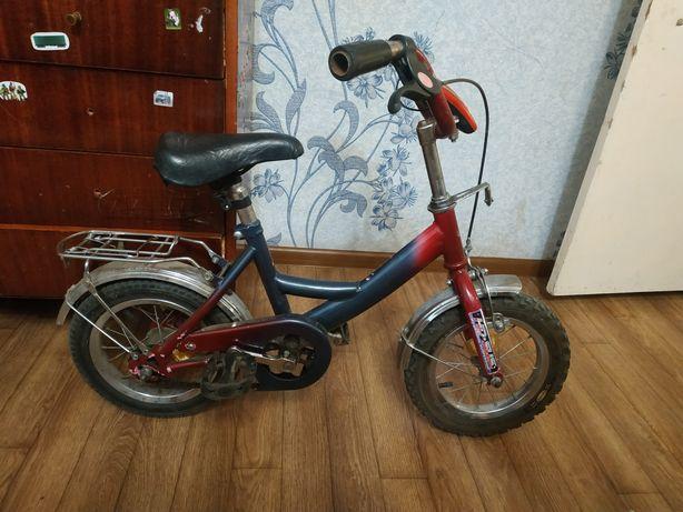 Продам детский велосипед б/у Германия