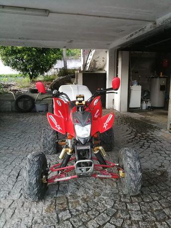 Moto 4 250cc 2008