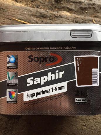 затирка для плитки (Фуга) Sopro Saphir 9522