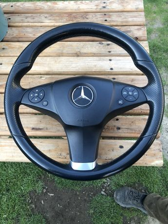 Руль Mercedes-Benz w207