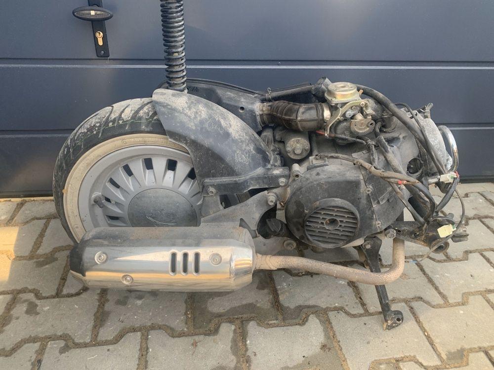 Silnik Peugeot Django 50 4T