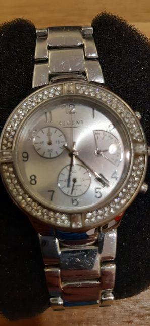 Zegarek Regent cyrkonie