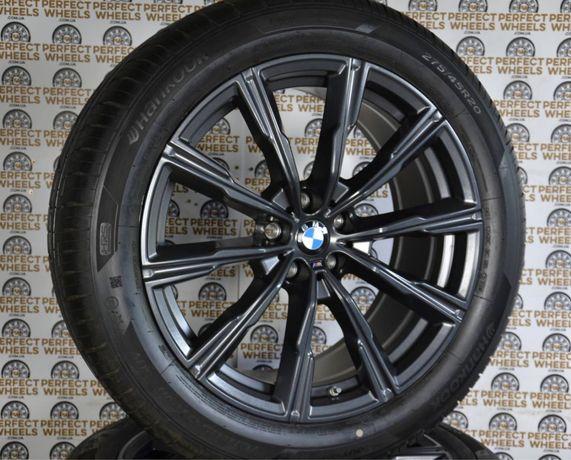 Колеса диски новые Bmw X5 G05 X6 G06 R20 740 M стиль 275/45 305/40 20