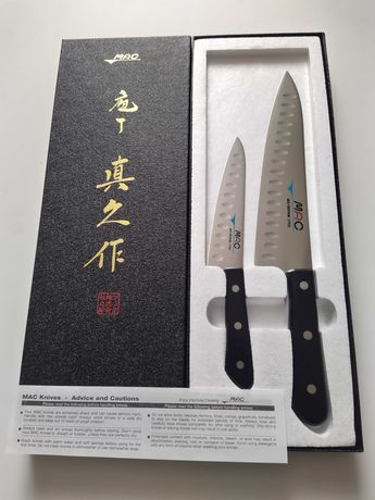 Komplet 2 noży MAC TH-201