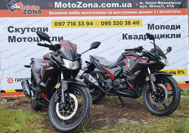Нові мотоцикли Lifan KPR LF200-10S 2021р. Доставка! Гарантія!