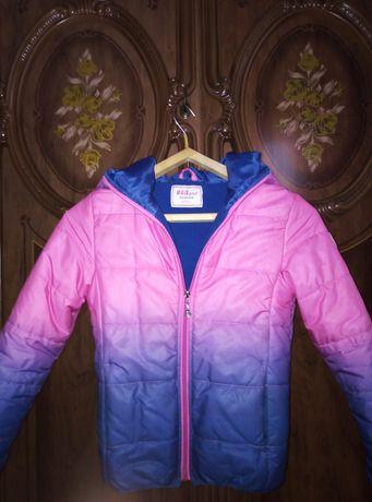 Курточка для девочки 9-10 лет