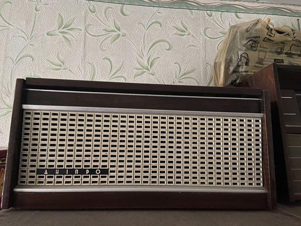 Продам радиолу (магнитофон) «Дніпро»