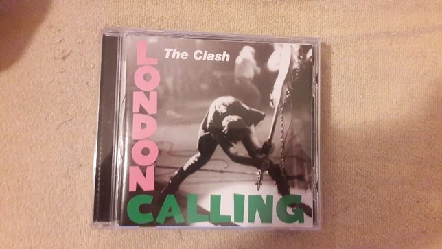 "The Clash ""London Calling"""
