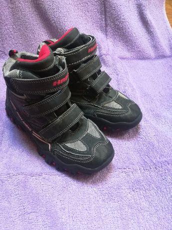 Buty chłopięce rozmiar 34